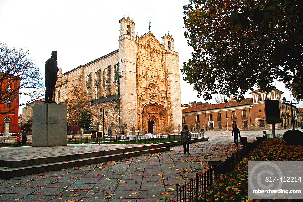 San Pablo Church, Valladolid, Spain