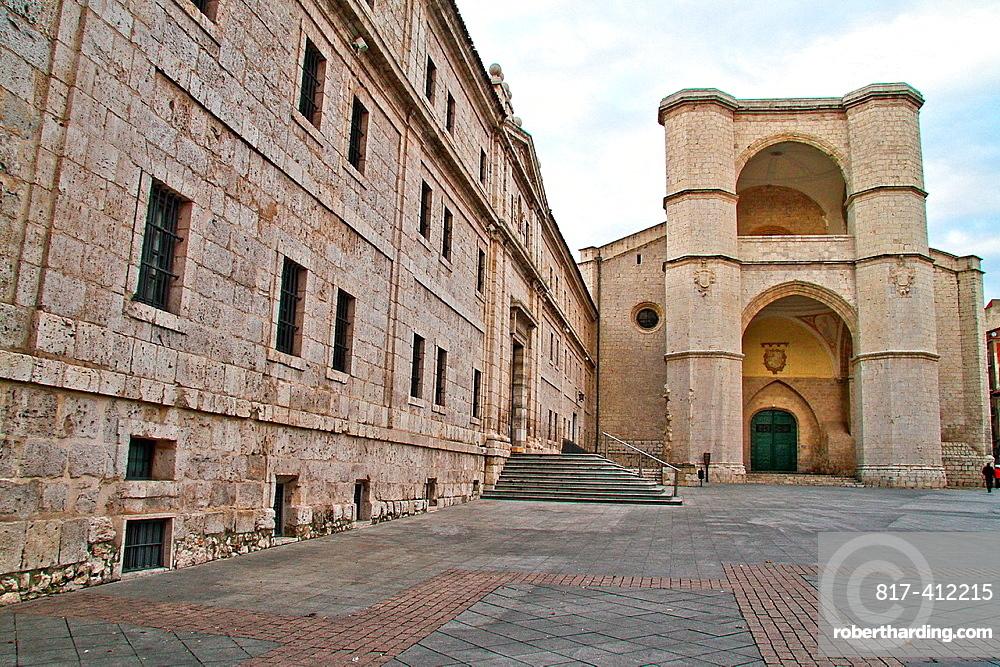 Church of San Benito, Valladolid, Castile and Leon, Spain
