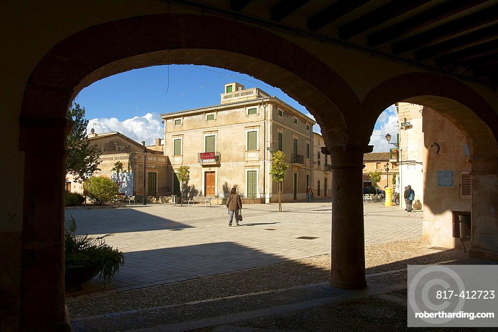 Santa Maria del Cami, Raiguer, Mallorca, Spain Balearic Islands