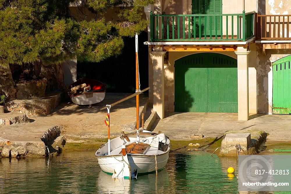 Es Calo den Boira, Cala Figuera, Santanyi, Migjorn, Mallorca, Balearic Islands, Spain