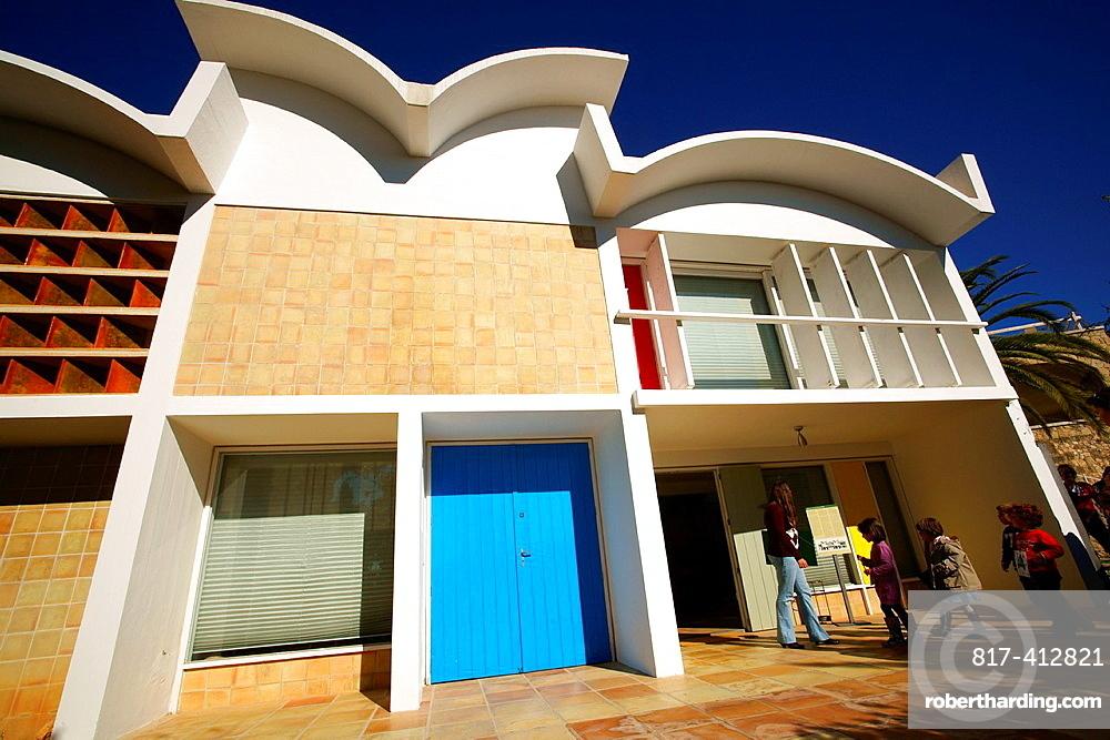 Sert Workshop, 1956 Fundacio Pilar and Joan Miro Palma Mallorca Balearic Islands Spain