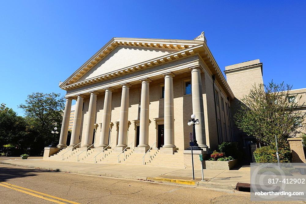 Galloway Memorial United Methodist Church Jackson, Mississippi, United States of America