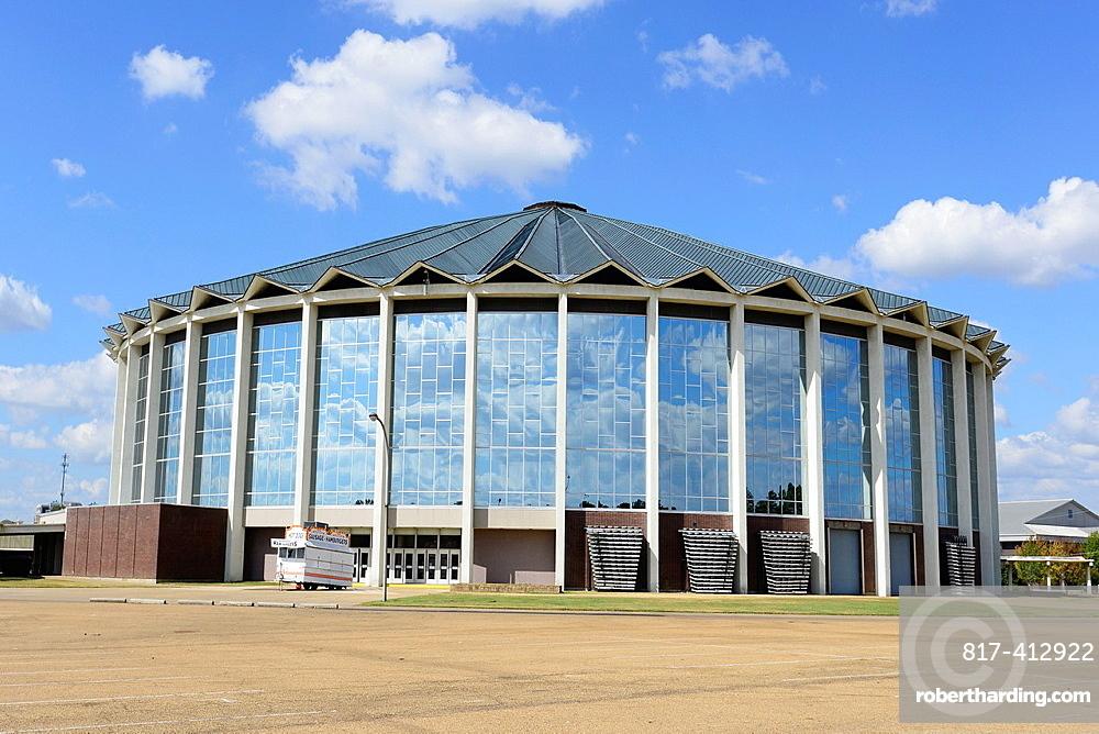 State Fairgrounds Coliseum Jackson, Mississippi, United States of America