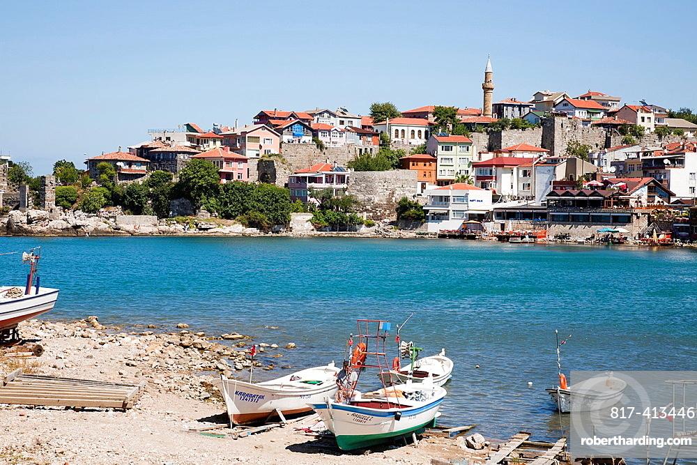 Amasra, Black Sea, Turkey, Asia