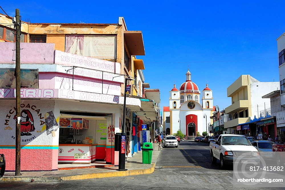 Street, Colima, Colima, Mexico