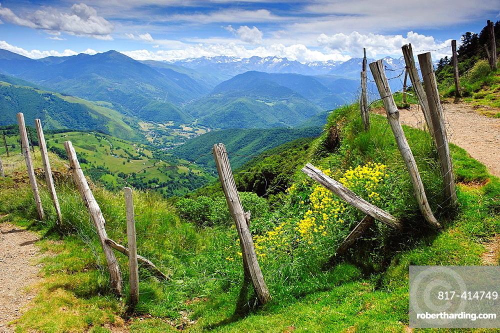 Col d¥Aspin Park National des Pyrenees Francia.