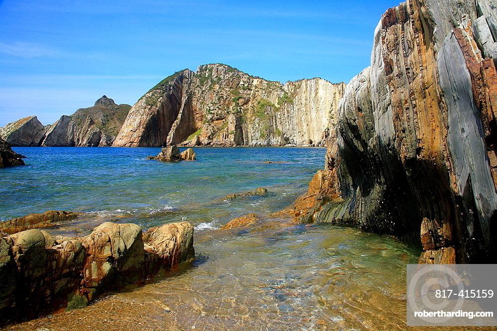 Silence beach Castaneras