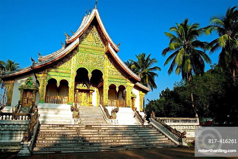 Haw Kam the former Royal Palace now part of the Royal Palace Museum Luang Prabang Laos PDR