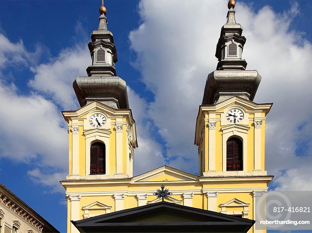Romania, Timisoara, Serbian Orthodox Church,