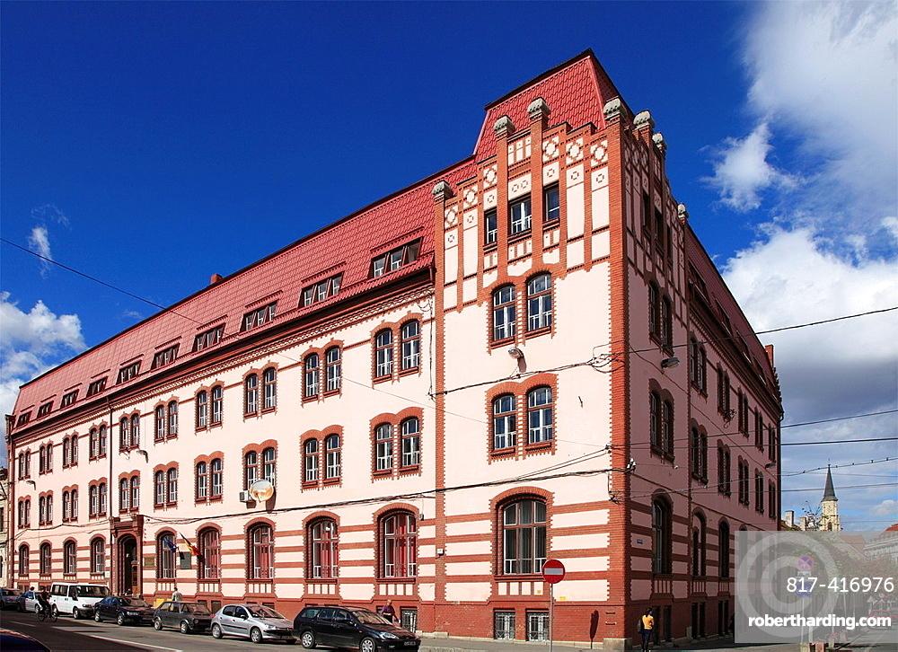 Romania, Cluj-Napoca, Babes-Bolyai University,