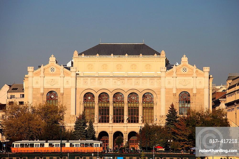 Hungary, Budapest, Vigado Concert Hall,