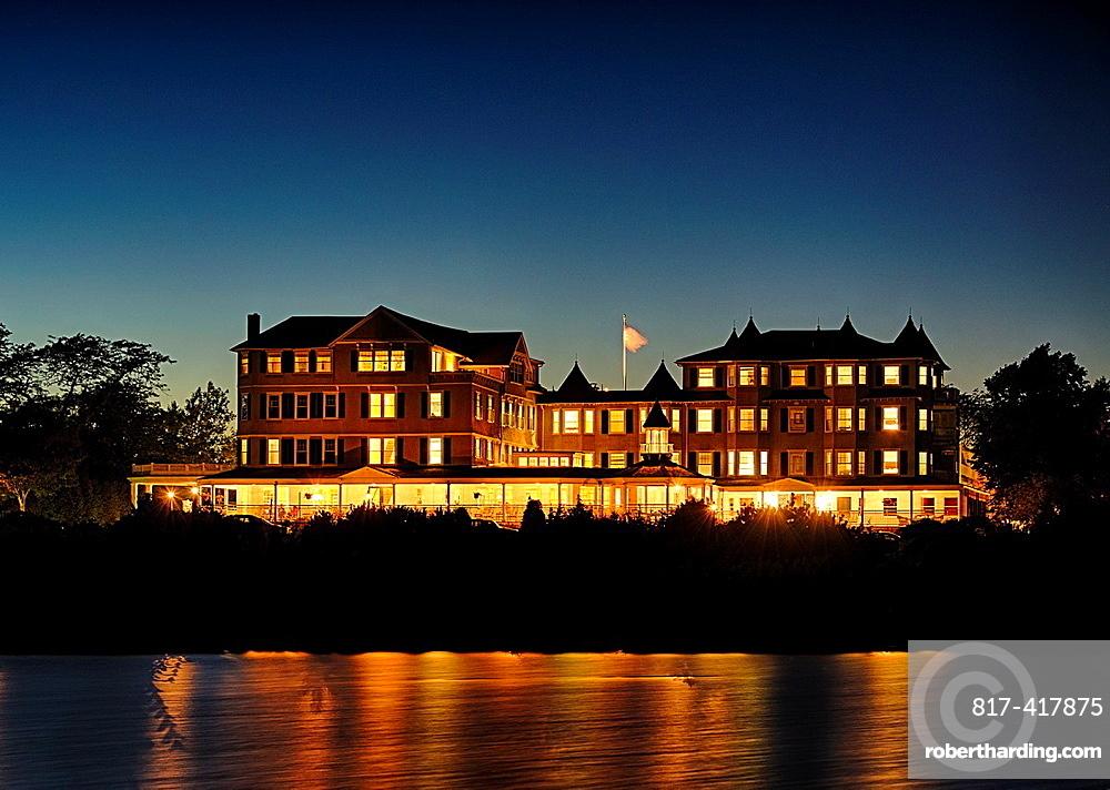 Harbor View Hotel, Edgartown, Martha¥s Vineyard, Massachusetts, USA