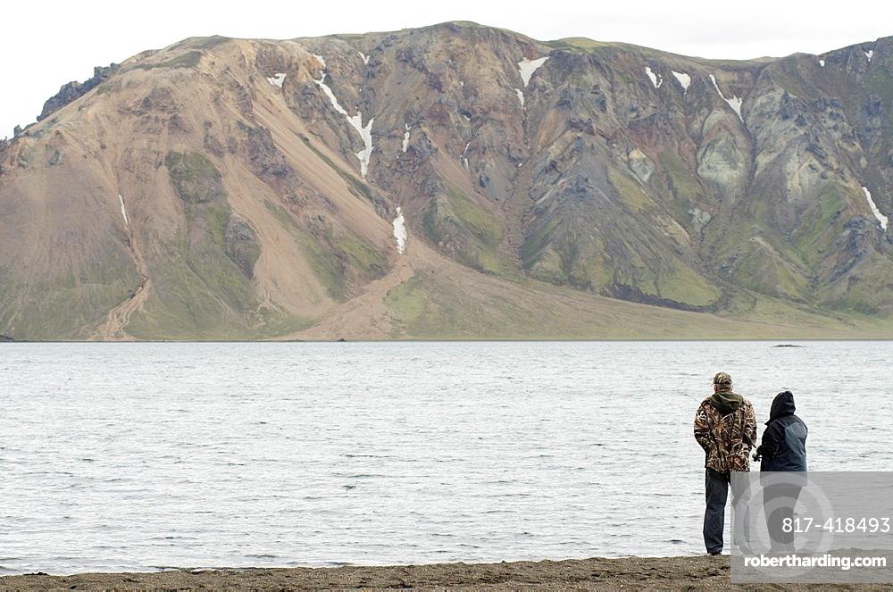 Landmannaaugar area, Iceland