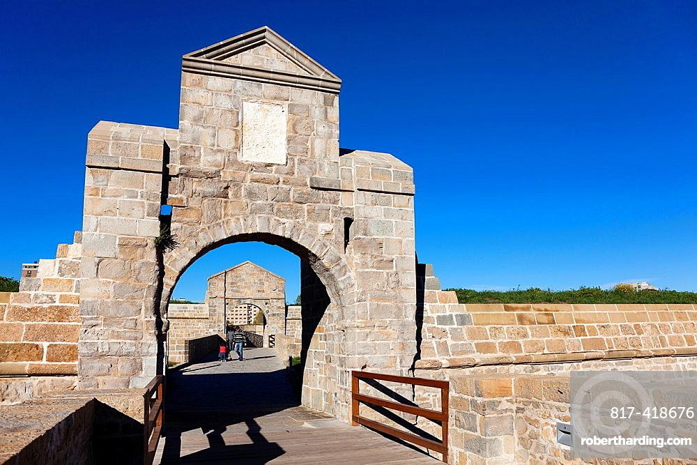 Citadel of Pamplona, Navarra, Spain