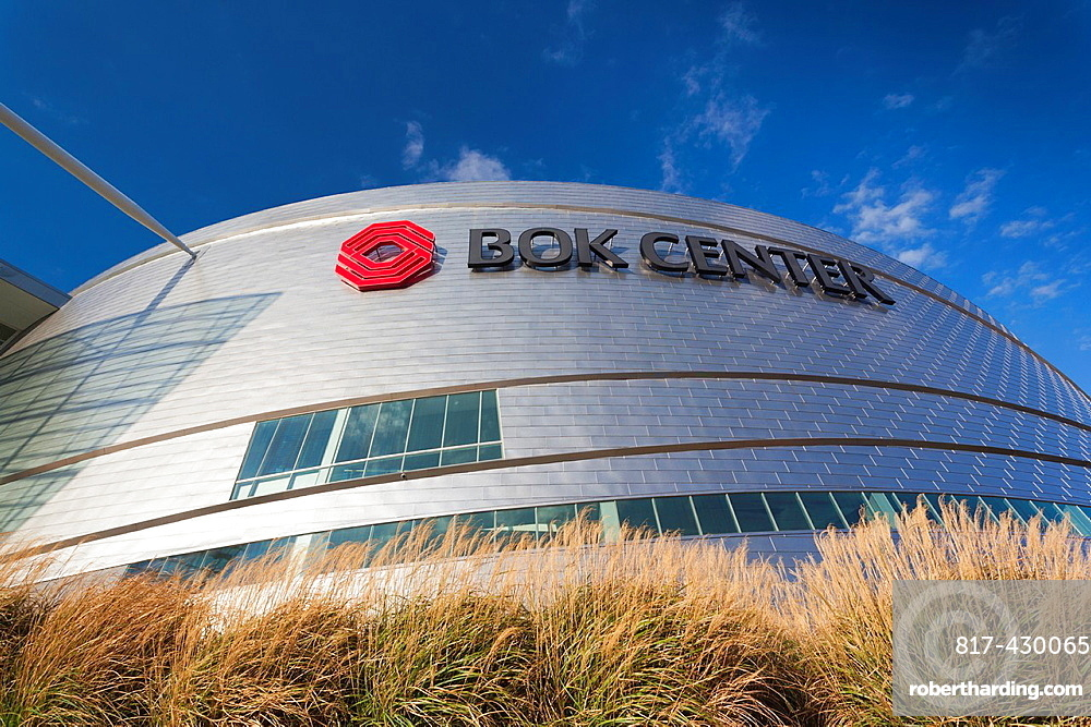 USA, Oklahoma, Tulsa, Bok Center, sports arena