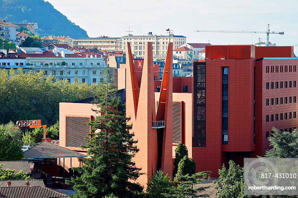 Deusto University, ESTE, Donostia, San Sebastian, Gipuzkoa, Basque Country, Spain