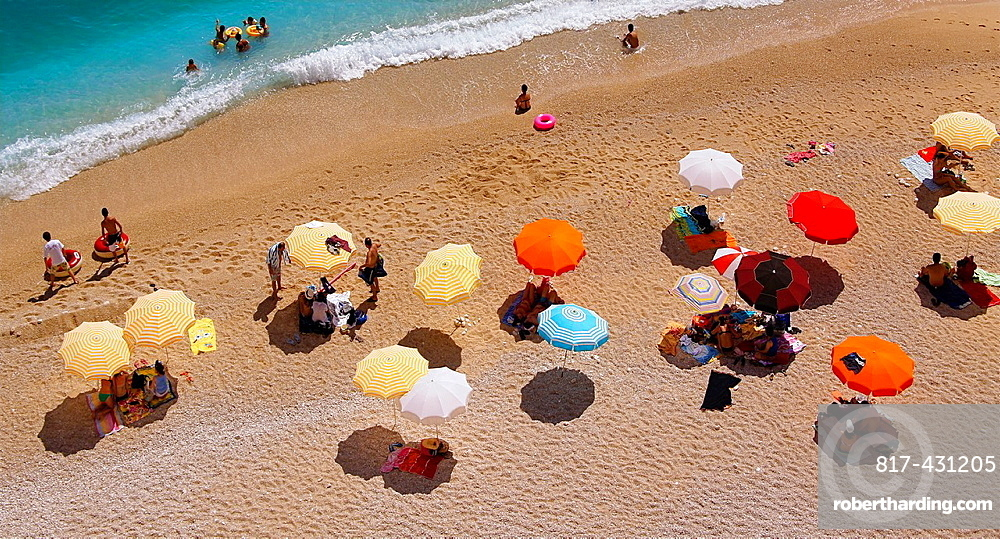 Turkey. on the Beach near Kas.