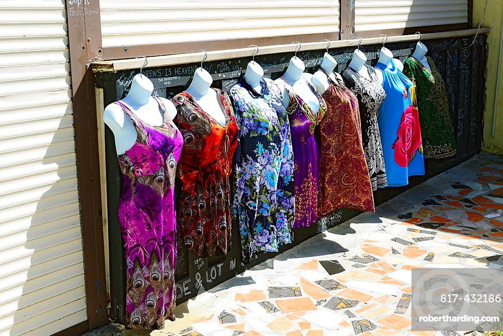 Shopping Philipsburg St Martin Maarten Caribbean Island Netherland Antilles