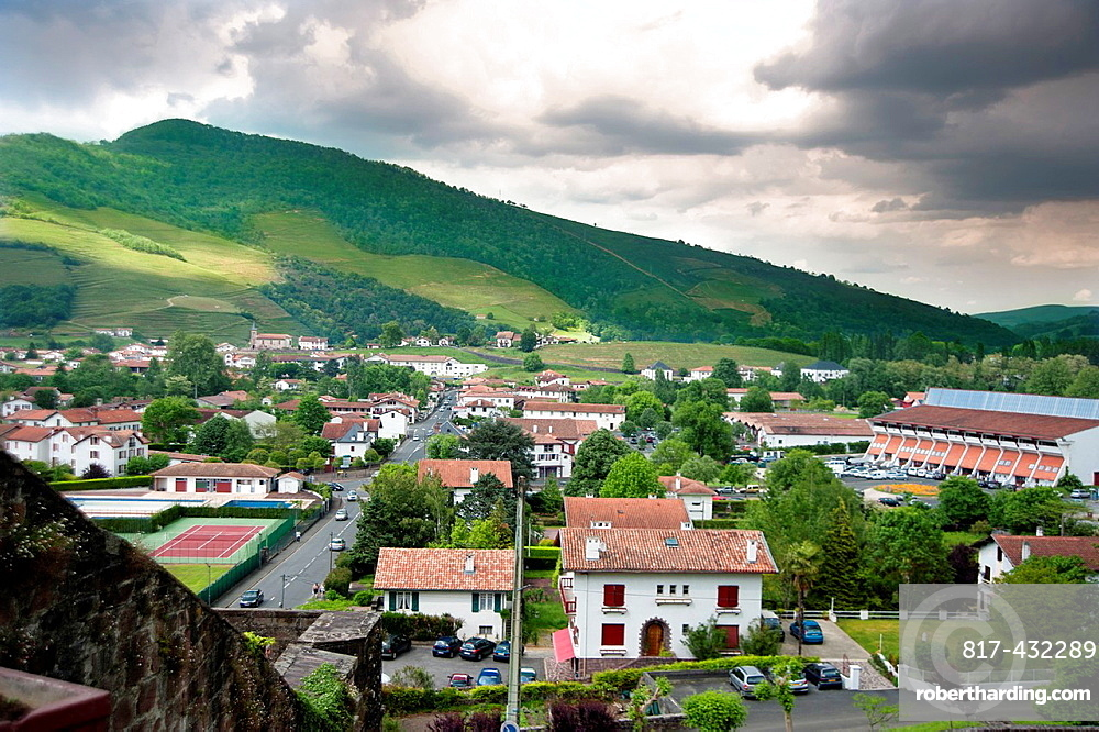 Saint-Jean-Pied-de-Port, French Basque Country