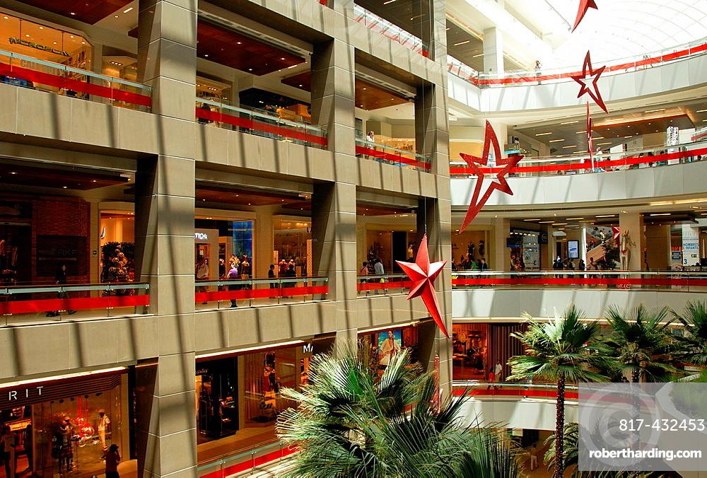 Mall Costanera Center in Santiago Chile