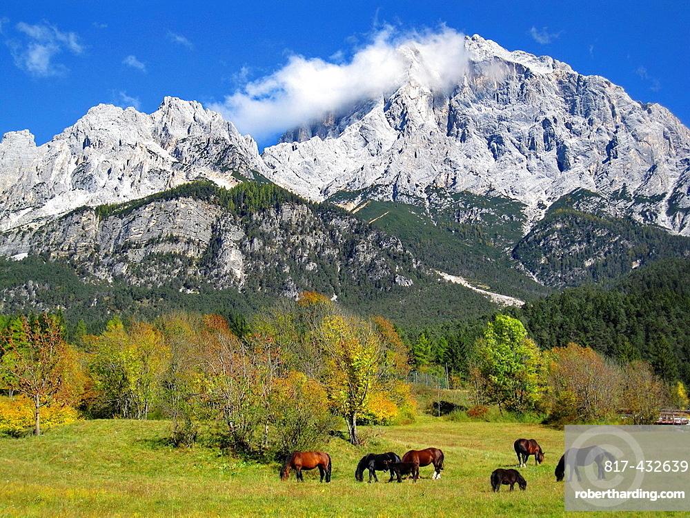Dolomites Italy.