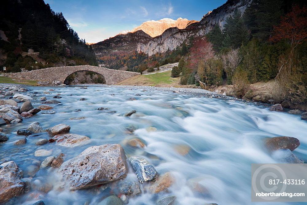 Bujaruelo Valley, National Park of Ordesa and Monte Perdido, Huesca, Spain
