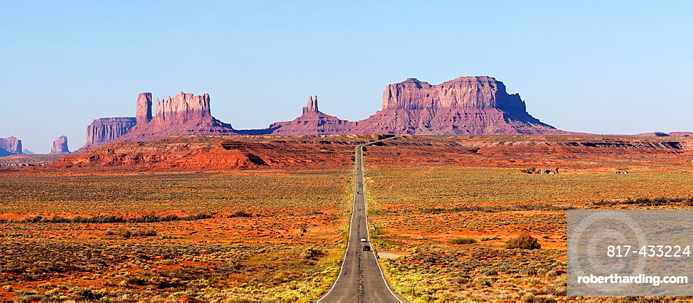 Monument Valley, Arizona, Utah, USA