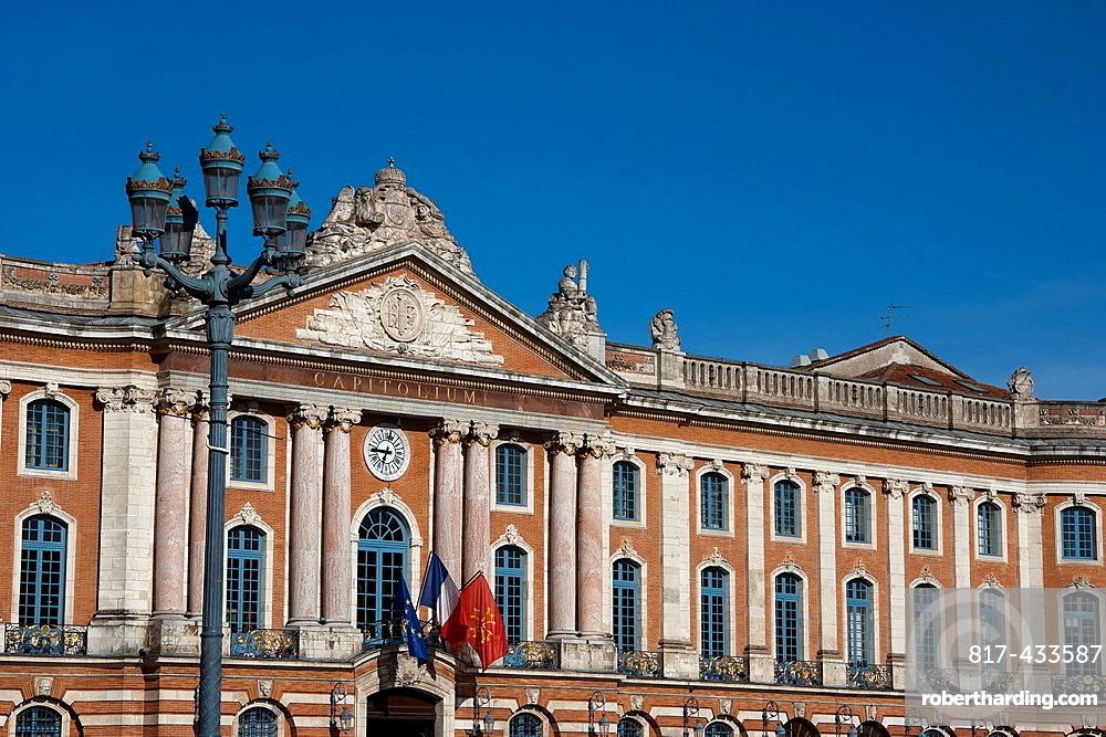 Toulouse, Le Capitole, France.
