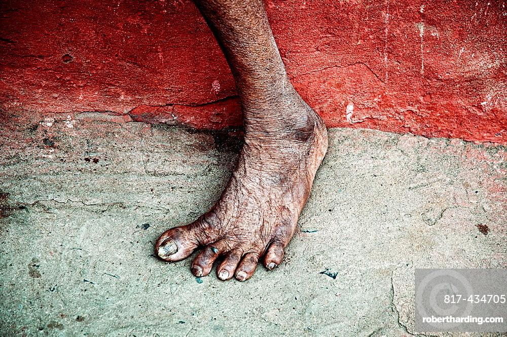 Foot Puri, Orissa, India