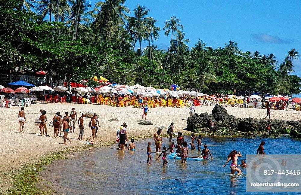 Salvador de Bahia, Bahia, Brazil, Praia de Itapoa