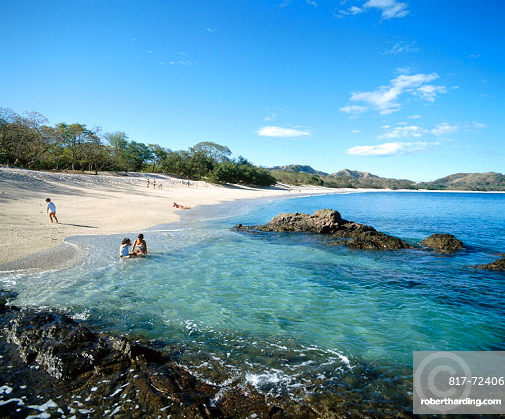Conchal beach, Nicoya Peninsula, Costa Rica