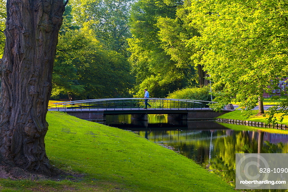 Het Park (The Park), Rotterdam, South Holland, The Netherlands, Europe