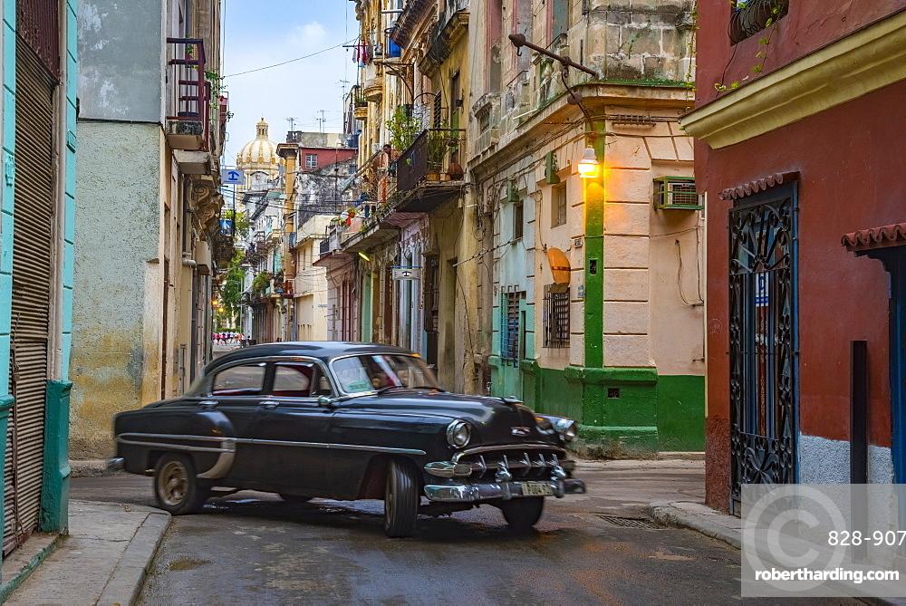 La Habana Vieja, Havana, Cuba, West Indies, Caribbean, Central America