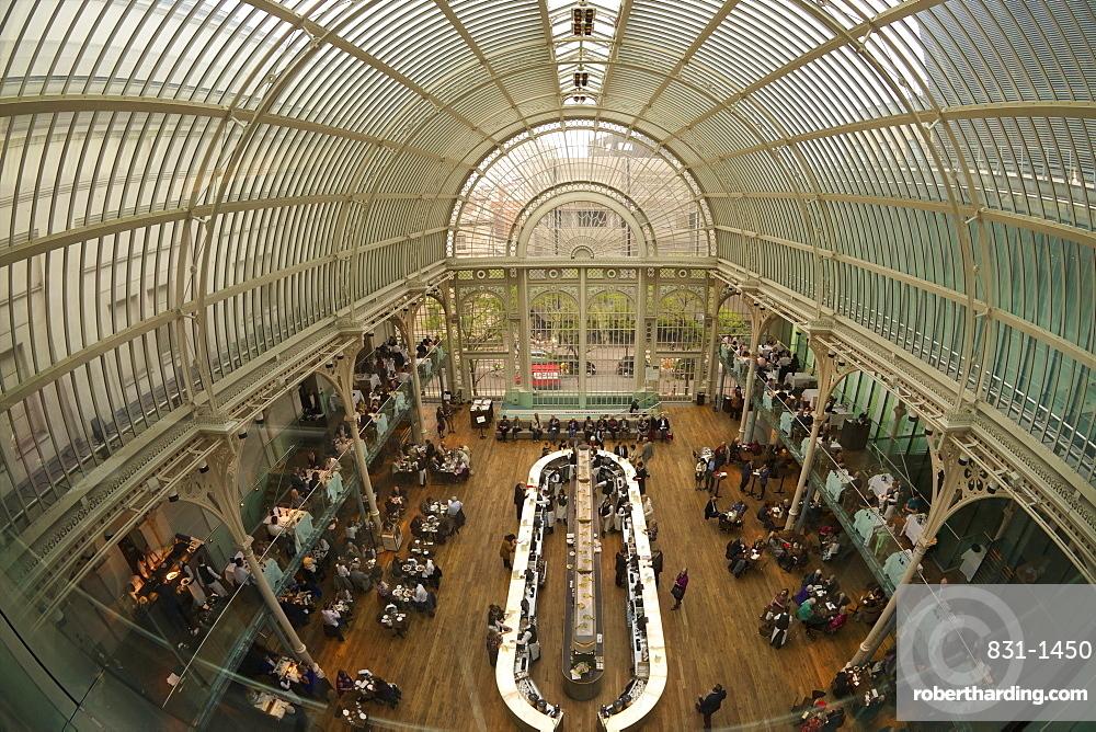 Paul Hamlyn Hall Champagne Bar, Royal Opera House, Covent Garden, London, England, United Kingdom, Europe
