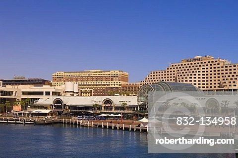 Darling Harbour, Sydney, New South Wales, Australia