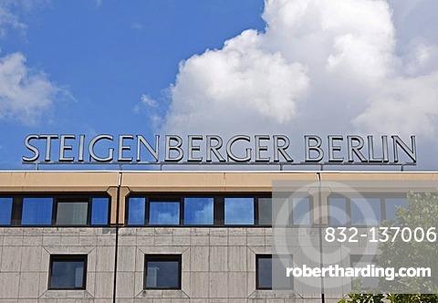 Steigenberger Hotel Berlin, Germany, Europe
