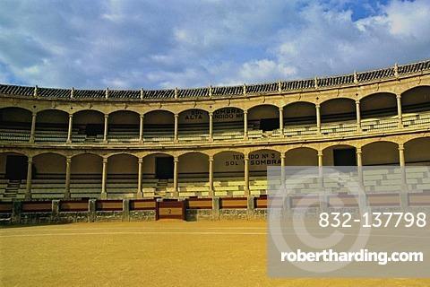 Arena, Ronda, Spain, Europe