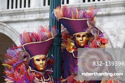 Carnival in Venice, Italy, Europe