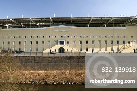 Stadion am Zoo, stadium, Wuppertal, Bergisches Land, North Rhine-Westphalia, Germany, Europe