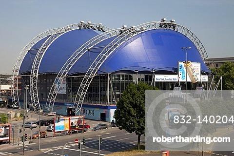 Musical Dome, Cologne, North Rhine-Westphalia, Germany, Europe