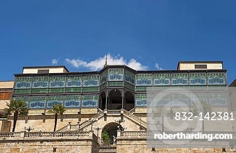 Casa Lis Museo de Art Nouveau y Art Deco, Salamanca, Old Castile, Castilla-Leon, Spain, Europe