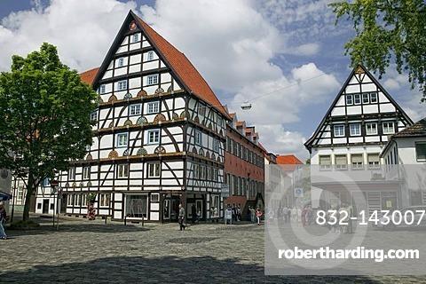 Soest, North Rhine-Westphalia, Germany, Europe