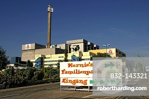 Former fast breeder reactor, test reactor, now the