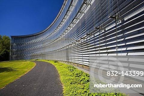 The headquarters of the Bayer AG company, Leverkusen, North Rhine-Westphalia, Germany, Europe