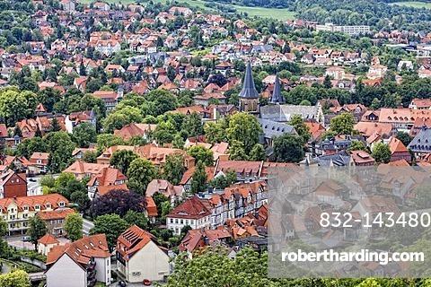 Wernigerode, Harz, Saxony-Anhalt, Germany, Europe