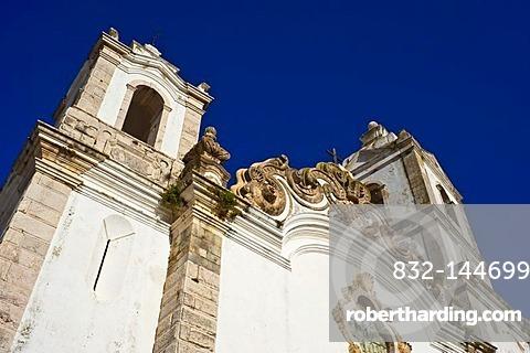 Igreja Santo Antonio, Lagos, Algarve, Portugal, Europe