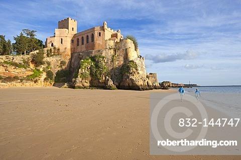 Fortaleza de Sao Joao fortress, Ferragudo, Algarve, Portugal, Europe