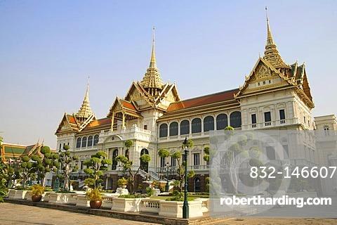 Grand Palace, Bangkok, Thailand, Asia