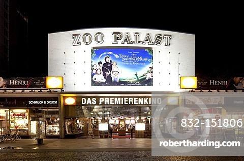 Zoo Palast Cinema, Charlottenburg, Berlin, Germany, Europe