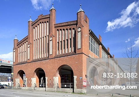 Warschauer Strasse Station, Friedrichshain, Berlin, Germany Europe